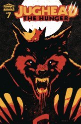 Archie Comics Group's Jughead: The Hunger Issue # 7b