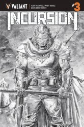 Valiant Entertainment's Incursion Issue # 3c