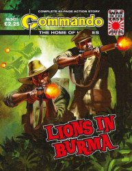 D.C. Thomson & Co.'s Commando: For Action and Adventure Issue # 5431