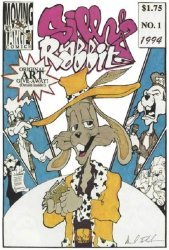 Moving Target Comics's Silly Rabbit Issue # 1