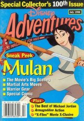 Disney Comics's Disney Adventures Issue V8-9