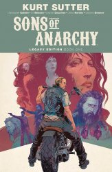 BOOM! Studios's Sons of Anarchy: Legacy Edition TPB # 1