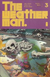 Image Comics's The Weatherman Issue # 3