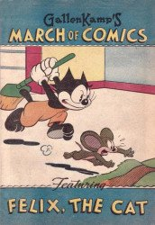 Western Printing Co.'s March of Comics Issue # 51d