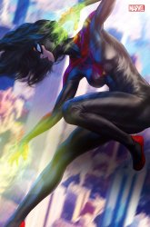 Marvel Comics's Spider-Woman Issue # 5d