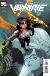 Marvel Comics's Valkyrie: Jane Foster Issue # 4