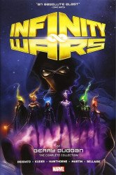 Marvel Comics's Infinity Wars: By Gerry Duggan - Complete Collection Hard Cover # 1