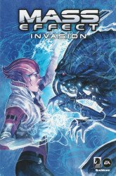 Dark Horse Comics's Mass Effect: Invasion Issue preview