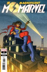 Marvel Comics's Magnificent Ms. Marvel Issue # 2b