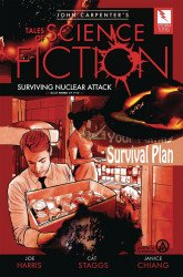 Storm King Productions's John Carpenter's Tales Of Science Fiction: Surviving Nuclear Attack Issue # 3
