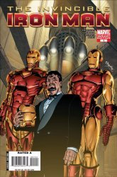 Marvel Comics's Invincible Iron Man Issue # 1e