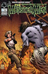 American Mythology's Monster Men: Heart of Wrath Issue # 2