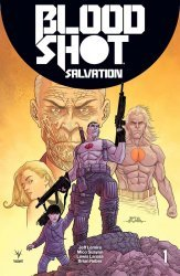 Valiant Entertainment's Bloodshot: Salvation Issue # 1d