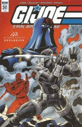IDW Publishing's G.I. Joe: A Real American Hero Issue # 241arcc