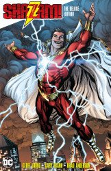 DC Comics's SHAZAM: The Deluxe Edition Hard Cover # 1