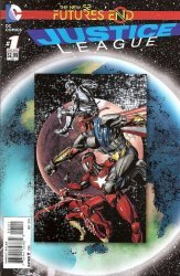 DC Comics's Justice League: Futures End Issue # 1b