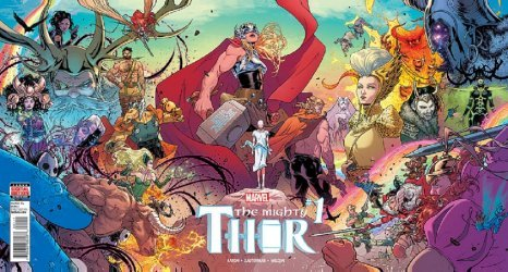 Marvel Comics's The Mighty Thor Issue # 1