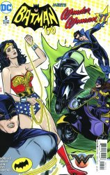 DC Comics's Batman '66 Meets Wonder Woman '77 Issue # 5