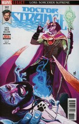 Marvel Comics's Doctor Strange Issue # 382