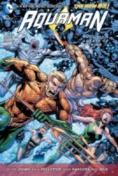 DC Comics's Aquaman Hard Cover # 4