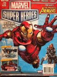 Redan's Marvel Super Heroes Magazine Issue # 20
