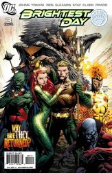 DC Comics's Brightest Day Issue # 3