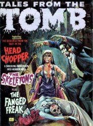 Eerie Publications's Tales from the Tomb Issue # 1