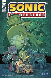 IDW Publishing's Sonic the Hedgehog Issue # 27
