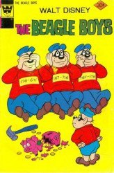Gold Key's Beagle Boys Issue # 31whitman