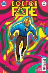 DC Comics's Doctor Fate Issue # 17