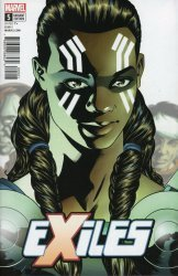 Marvel Comics's Exiles Issue # 5b