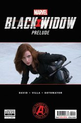 Marvel Comics's Marvel's Black Widow Prelude Issue # 2