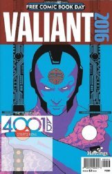 Valiant Entertainment's Valiant: Free Comic Book Day Issue # 2016hastings