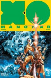 Valiant Entertainment's X-O Manowar Issue # 1 - 3rd print