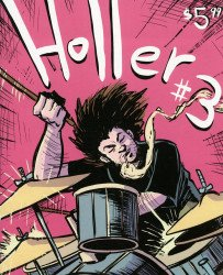 It's Alive's Holler Issue # 3b