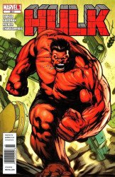 Marvel Comics's Hulk Issue # 30.1b
