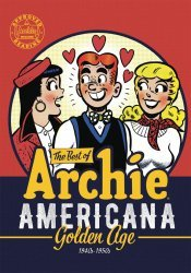 Archie Comics Group's The Best Of Archie Americana: Golden Age 1940s-1950s TPB # 1