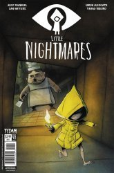 Titan Comics's Little Nightmares Issue # 1e