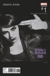 Marvel's Jessica Jones Issue # 1c