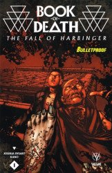 Valiant Entertainment's Book of Death: Fall of Harbinger Issue # 1bulletproof