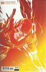 DC Comics's The Flash Issue # 86b