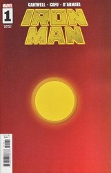 Marvel Comics's Iron Man Issue # 1c
