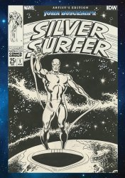 IDW Publishing's John Buscema's : Silver Surfer - Artist's Edition Hard Cover # 1