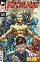 DC Comics's Metal Men Issue # 1