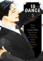 Kodansha Comics's 10-Dance Soft Cover # 5
