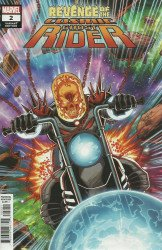 Marvel Comics's Revenge of the Cosmic Ghost Rider Issue # 2b