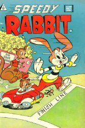 I. W. Enterprises's Speedy Rabbit Issue # 1b