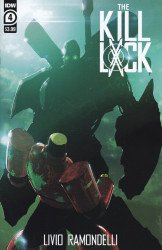 IDW Publishing's Kill Lock Issue # 4