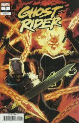 Marvel Comics's Ghost Rider Issue # 5b