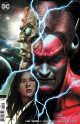 DC Comics's Flash Forward Issue # 1b